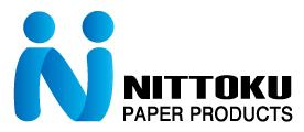 静岡県富士市の製紙会社ニットク株式会社-ロゴ|原紙加工・コーヒーフィルター・ナプキン